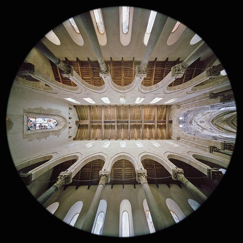 Navata della Cattedrale - Cefalù
