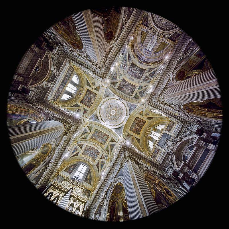Gesù e Santi Ambrogio e Andrea Church, Genoa