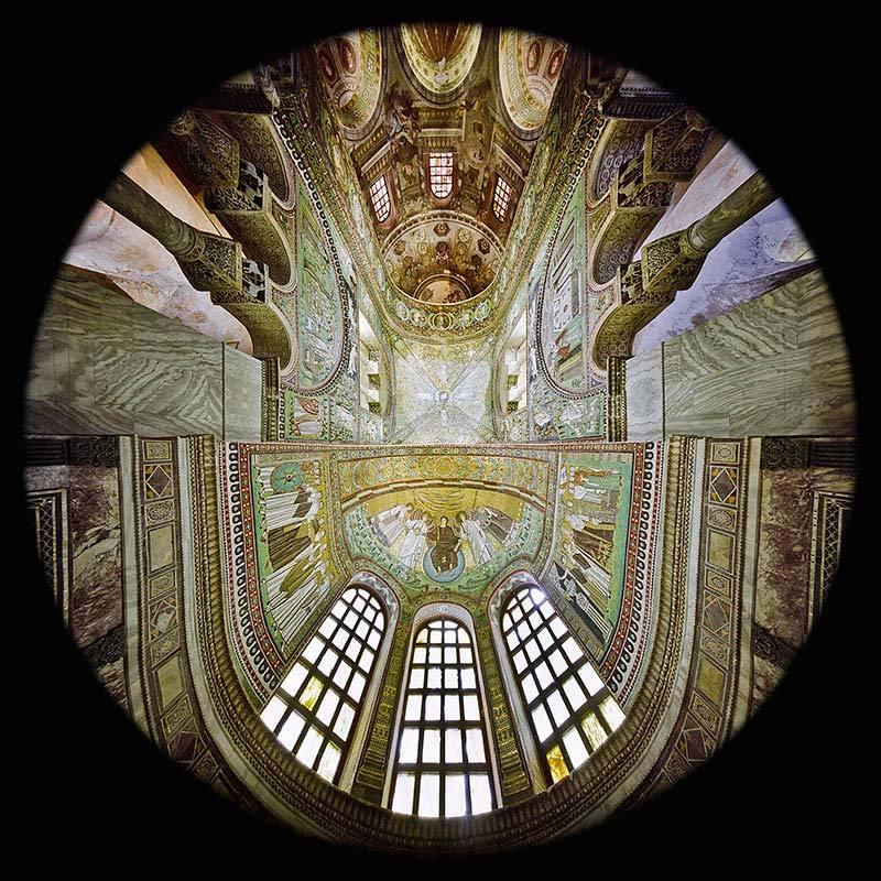 the Apse of Presbytery