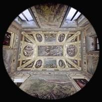 la Sala di Clemente VII