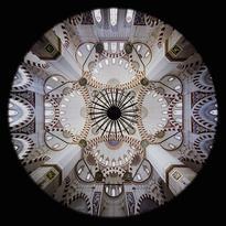 la Cupola della Moschea Sehzade