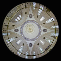 Dome, Yavuz Sultan Selim Mosque