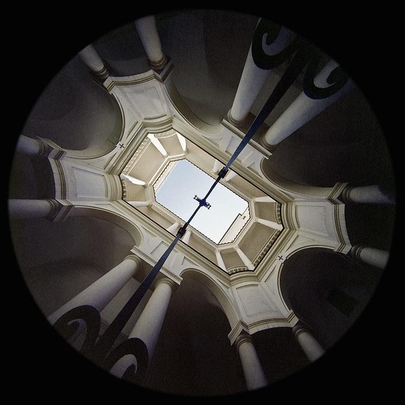 il Chiostro di San Carlo alle Quattro Fontane