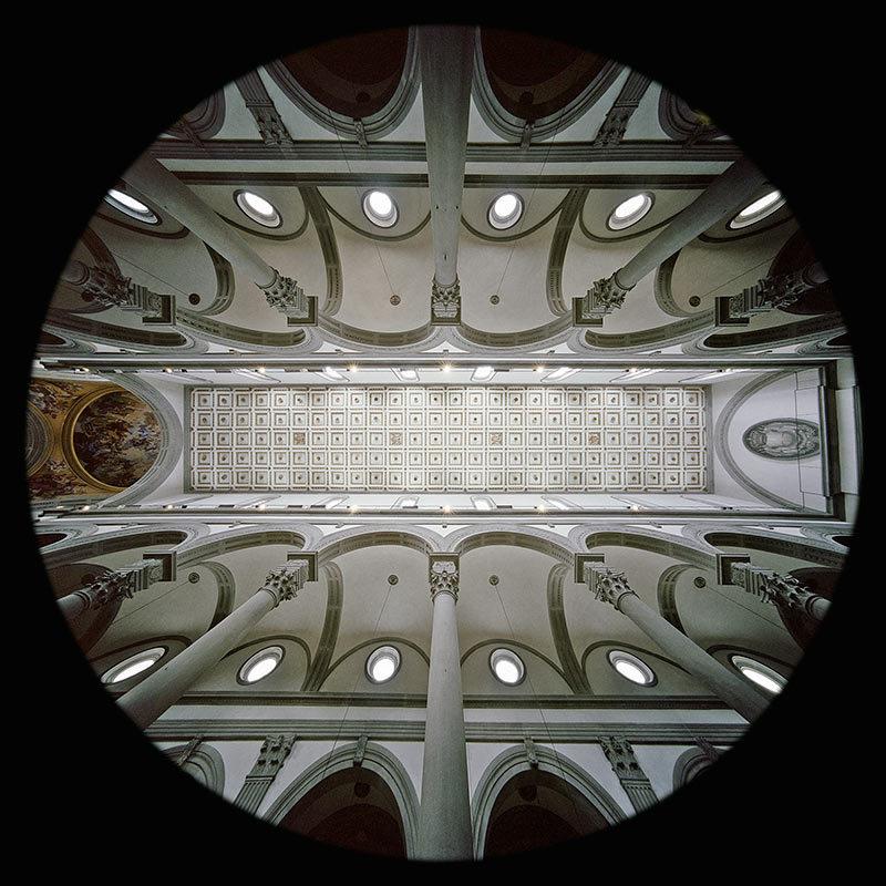 Nave, San Lorenzo Basilica, Florence