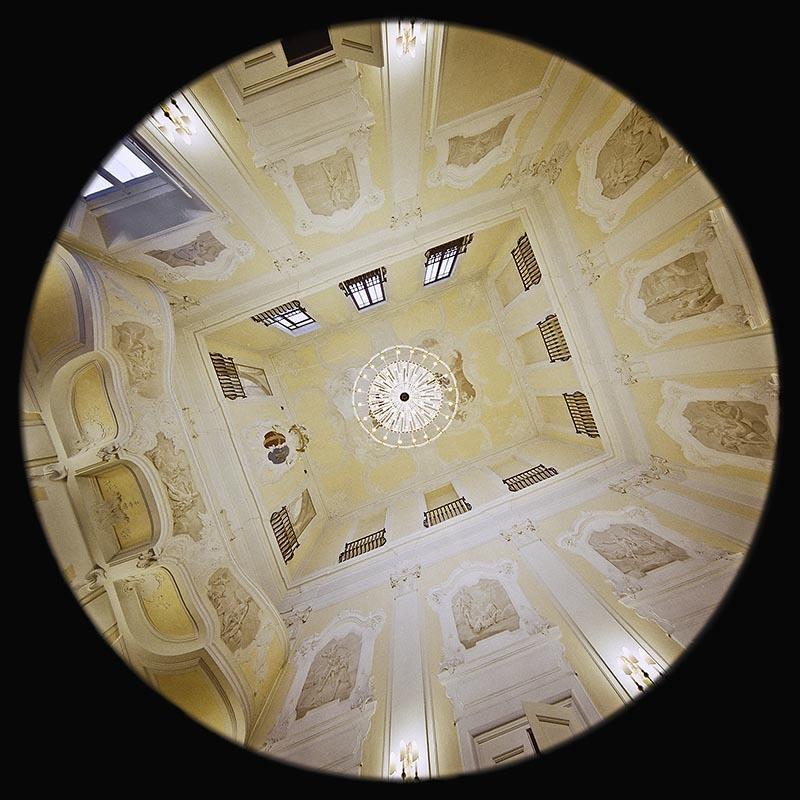 Salone delle Feste - Palazzo Strozzi Sacrati - Firenze