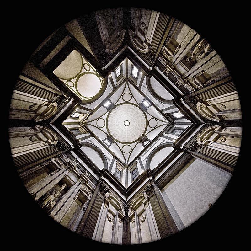 Sagrestia Nuova - Basilica di San Lorenzo - Firenze