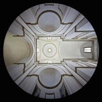 la Cupola di San Bernardino degli Zoccolanti a Urbino