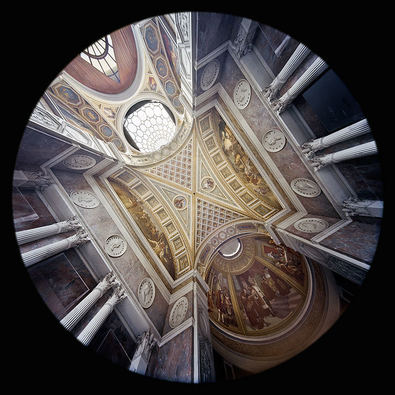 Galileo Tribune, Specola Museum, Florence