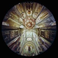 la Cupola e il Presbiterio di San Vitale