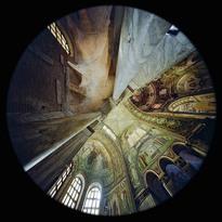 il Presbiterio e il Deambulatorio di San Vitale