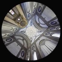 la Cappella Pazzi a Firenze