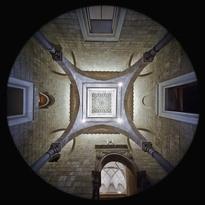 la Sala dei Venti nel Palazzo dei Normanni