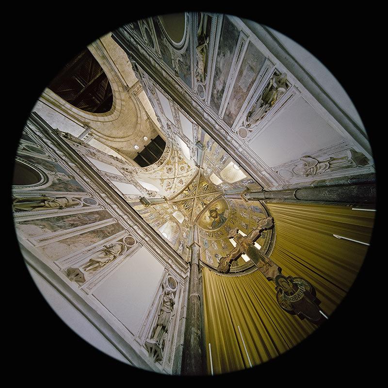 l'Abside della Cattedrale di Cefalù