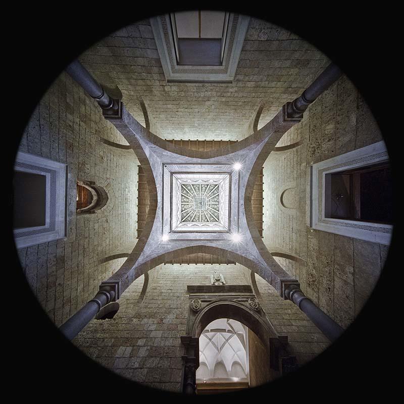Sala dei Venti, Palazzo dei Normanni, Palermo