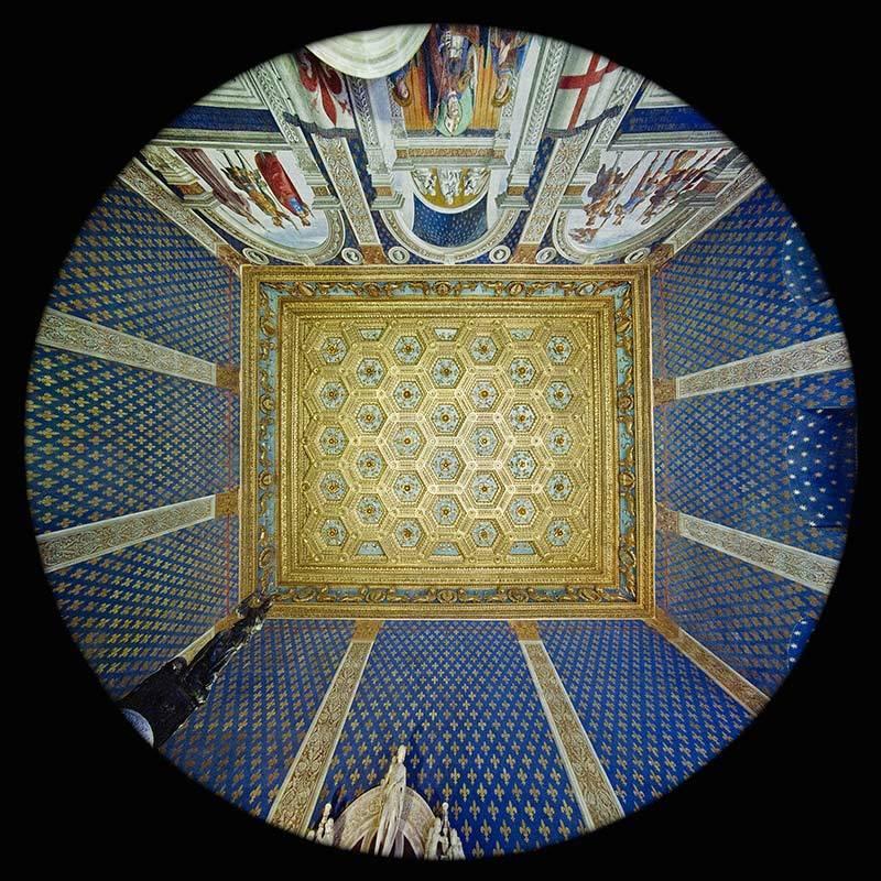 Sala dei Gigli, Palazzo Vecchio, Florence