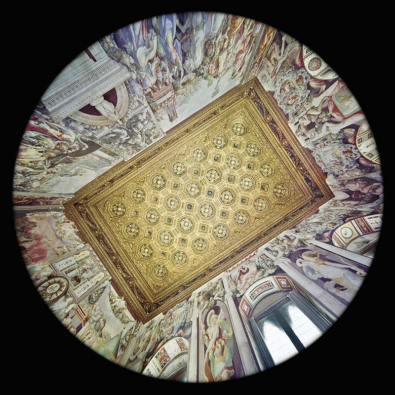Sala delle Udienze - Palazzo Vecchio - Firenze