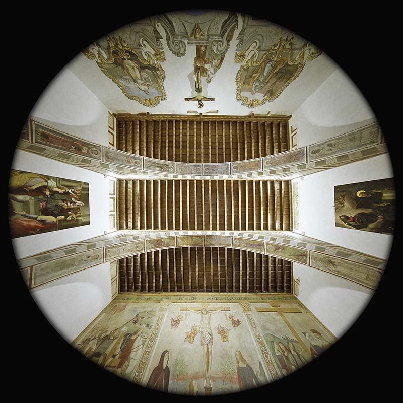 Sala del Capitolo di San Niccolò - Prato
