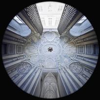 Atrio del Palazzo Nicolosio Lomellino - Genova