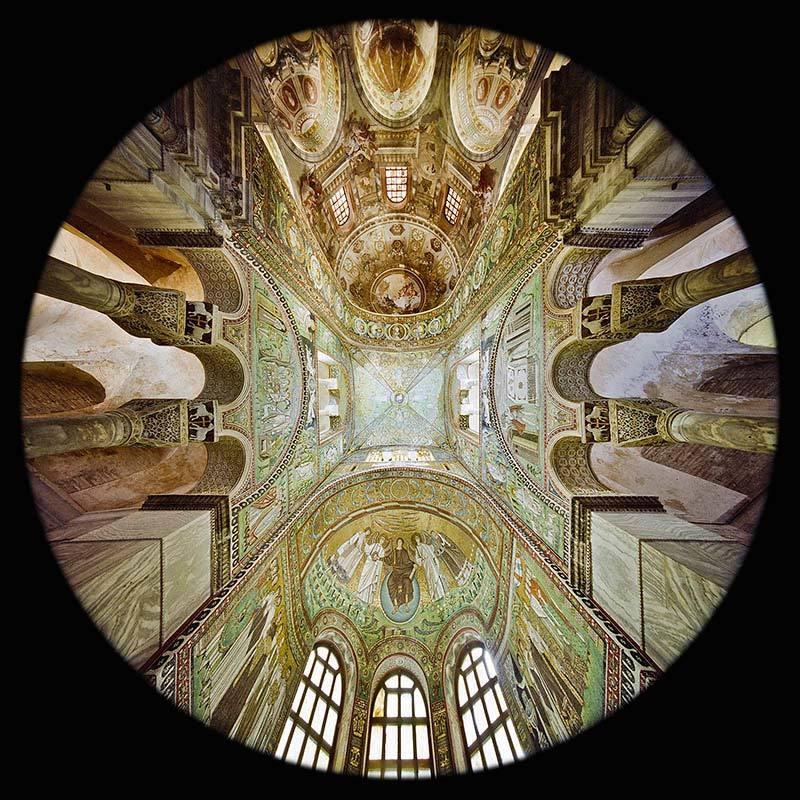 Presbytery, San Vitale Basilica