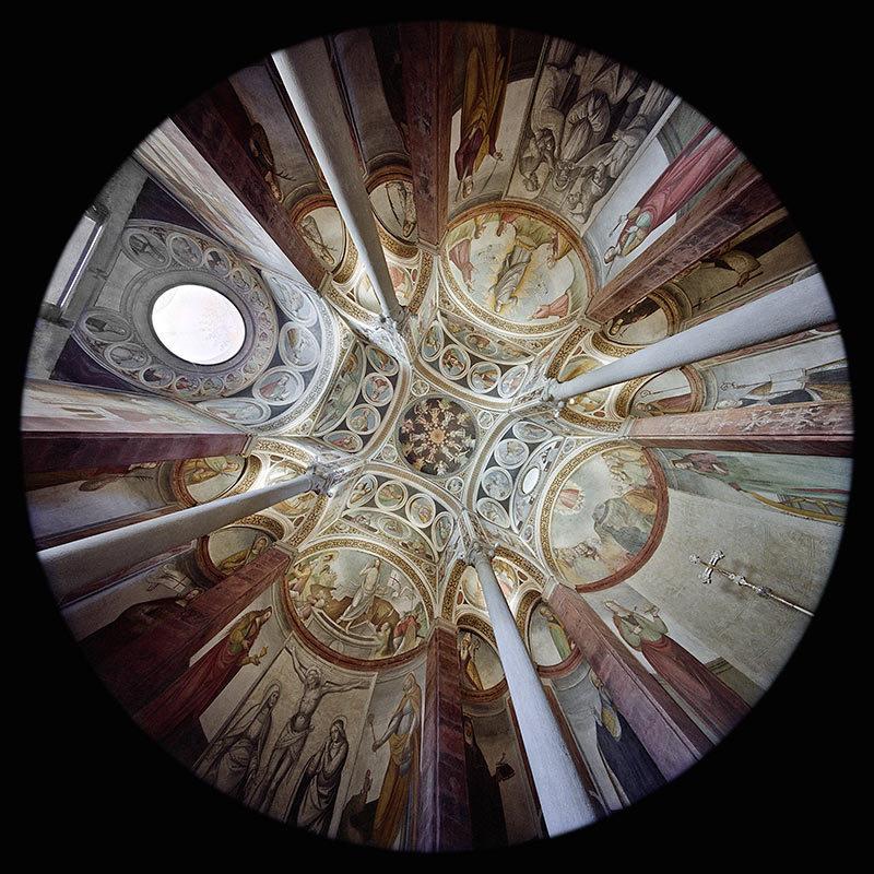 San Carlo little Chapel, Pavia