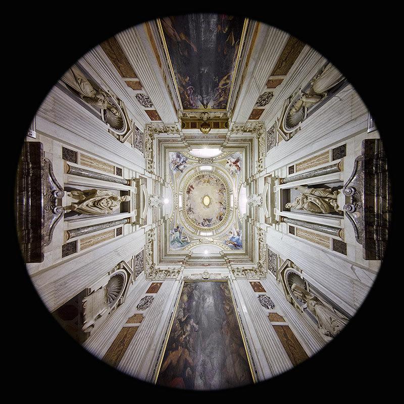 la Cappella Niccolini a Firenze