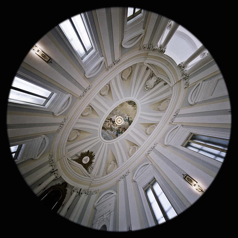 la Cappella nel Palazzo Campana a Osimo