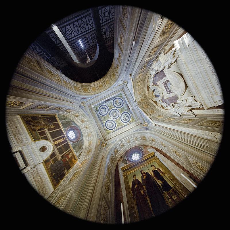 Cardinale del Portogallo Chapel, Florence