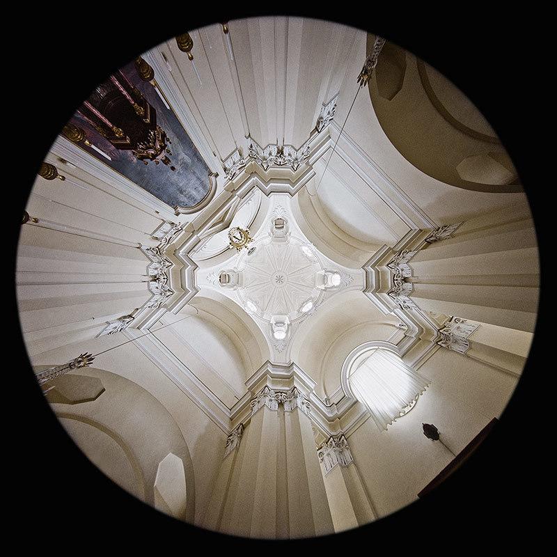 Beata Vergine della Purificazione Chapel, Carignano