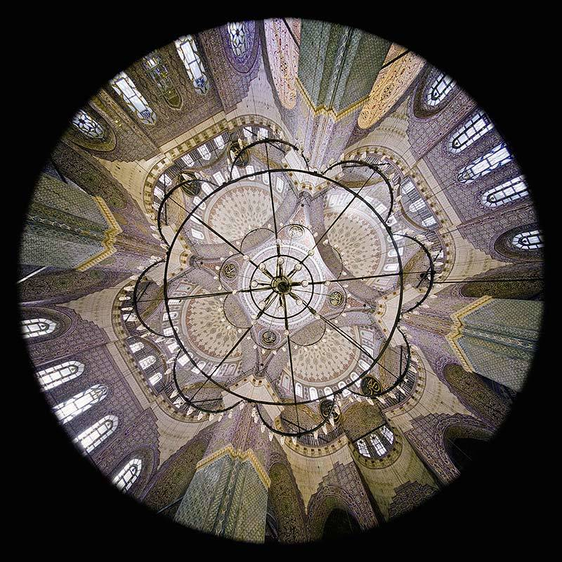 Dome, New Mosque