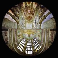 l'Abside del Presbiterio di San Vitale a Ravenna