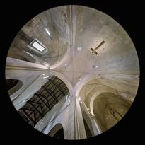 l'Abside di Santa Maria della Piazza ad Ancona
