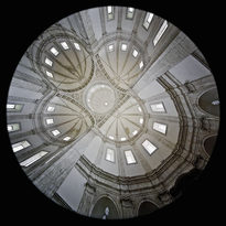 un'Abside del Tempio della Consolazione a Todi