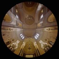 l'Abside della Sinagoga di Firenze