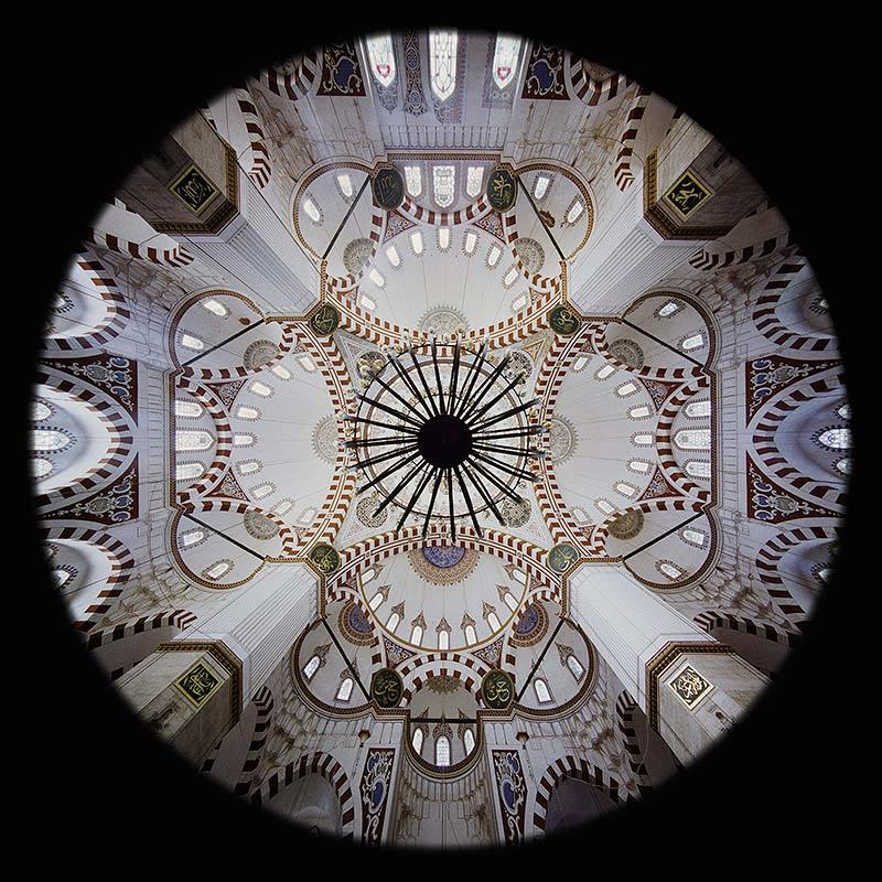Dome, Sehzade Mosque