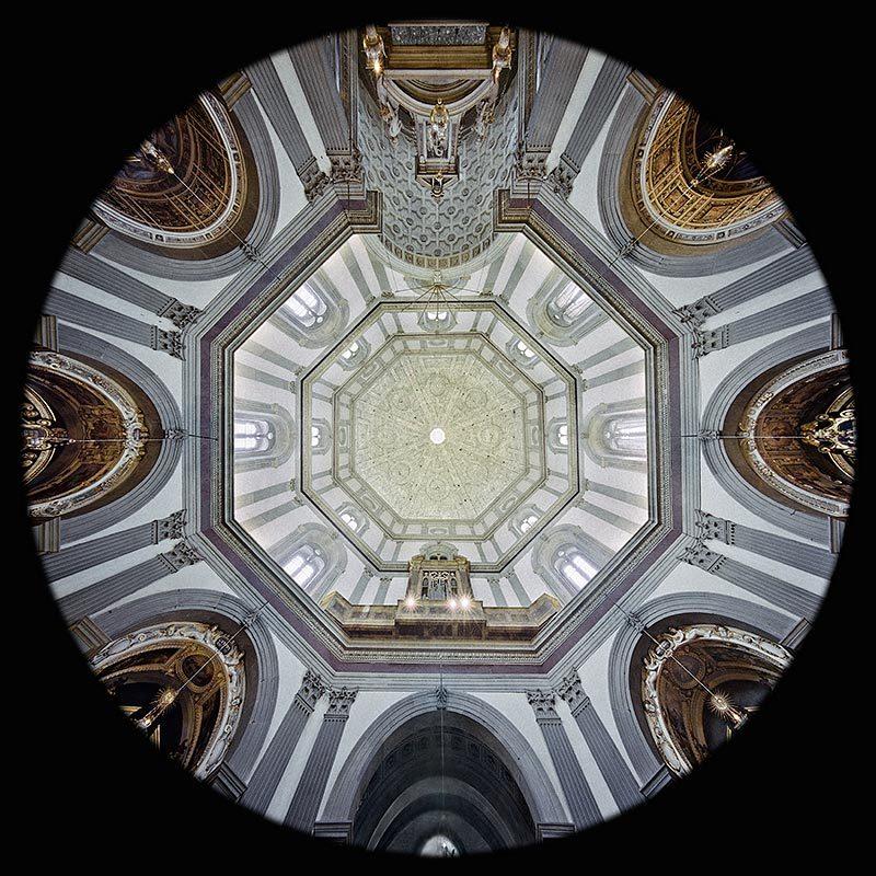 la Basilica di Santa Maria dell'Umiltà a Pistoia