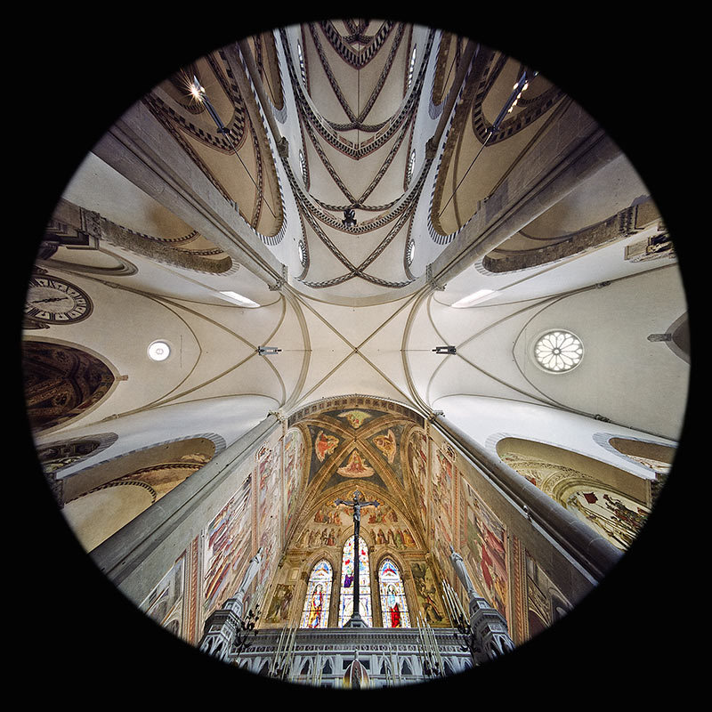Transetto di Santa Maria Novella - Firenze