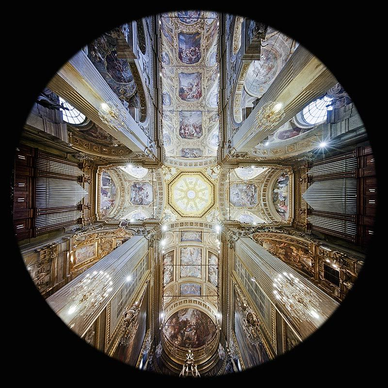 Dome, Santa Maria delle Vigne Church