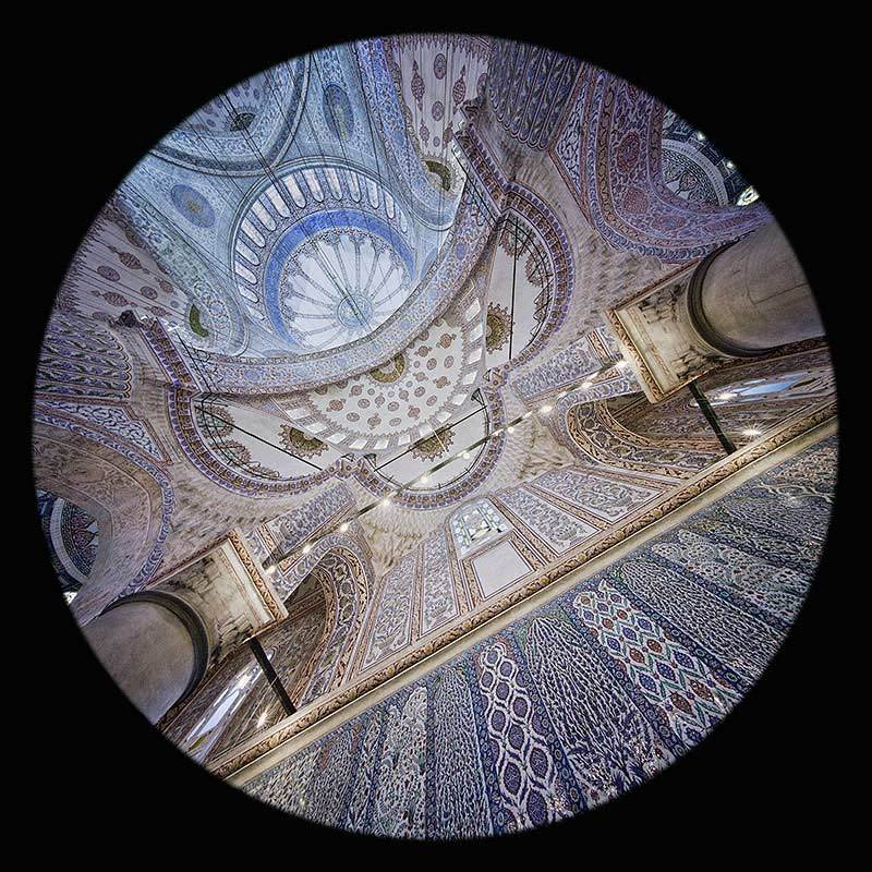 un'Abside della Moschea Blu