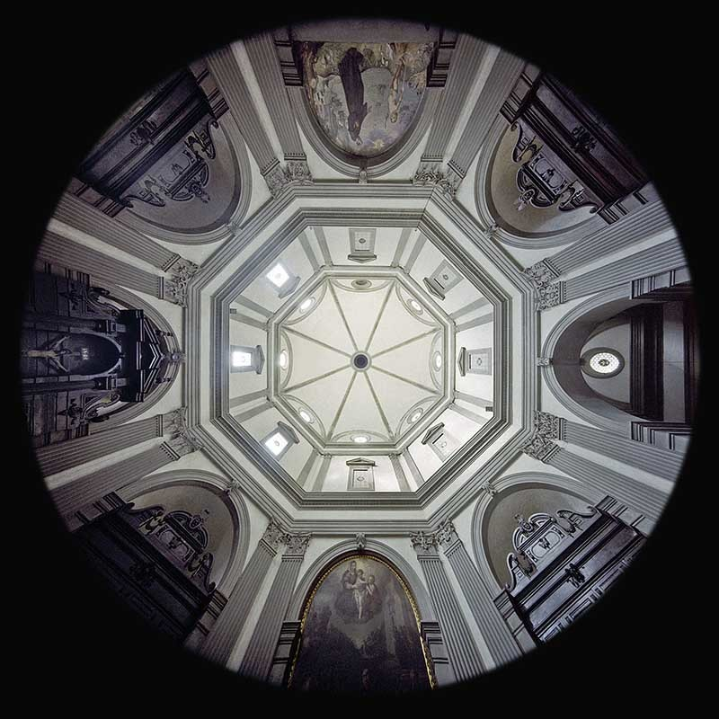 Sacristy, Santo Spirito Basilica, Florence