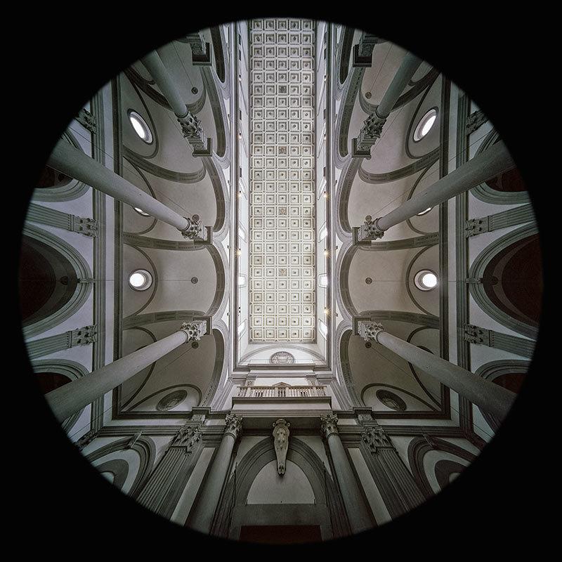Counter-facade, San Lorenzo Basilica, Florence