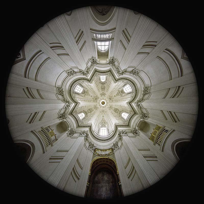 la Chiesa di Sant'Ivo alla Sapienza