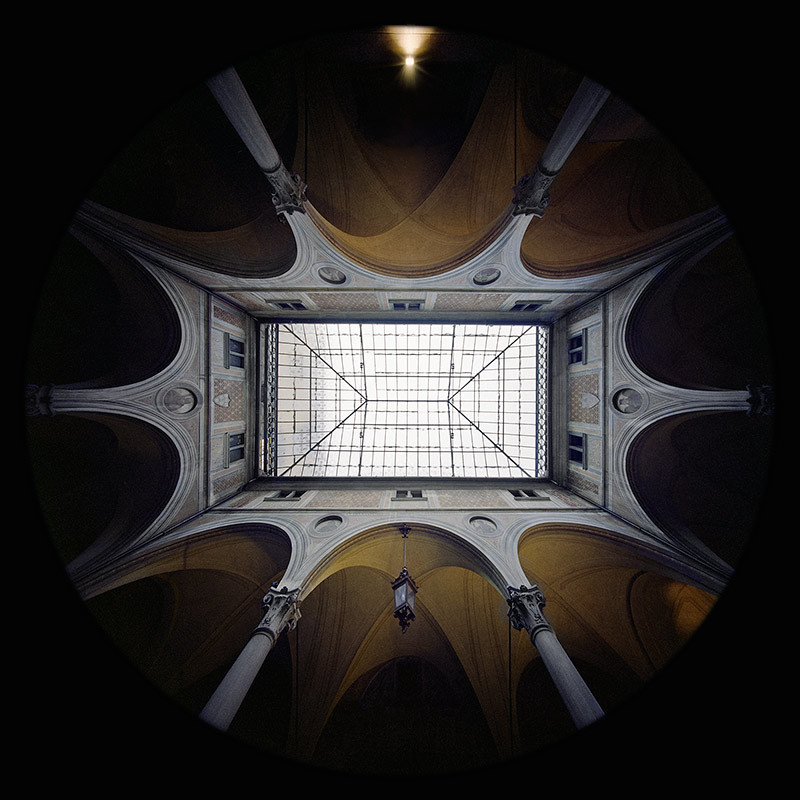 Chiostrino dei Voti - Basilica della Santissima Annunziata - Firenze