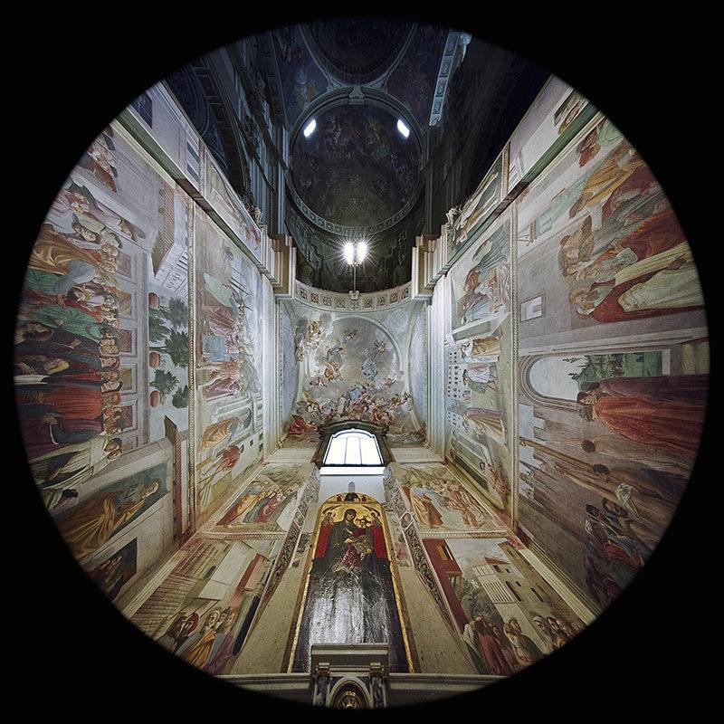 la Cappella Brancacci