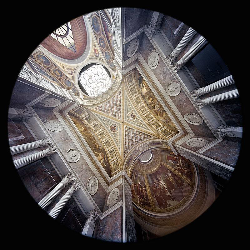 la Tribuna di Galileo nel Museo della Specola