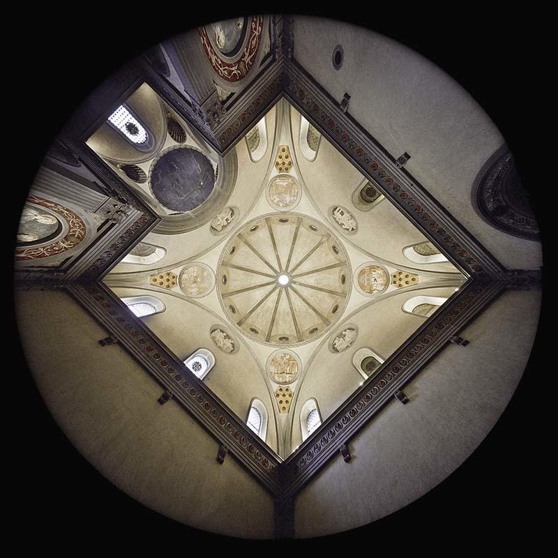 la Sagrestia Vecchia di San Lorenzo
