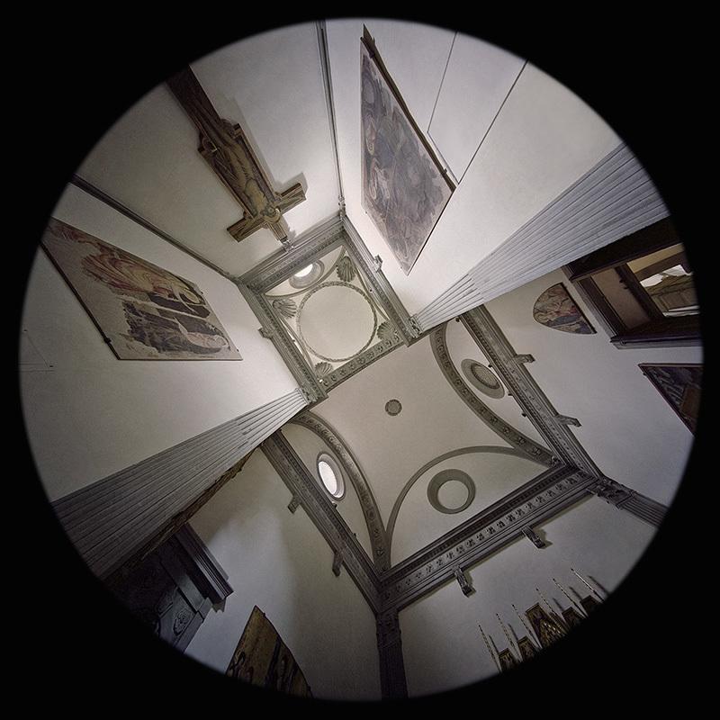Sacristy, Santa Felicita Church, Florence