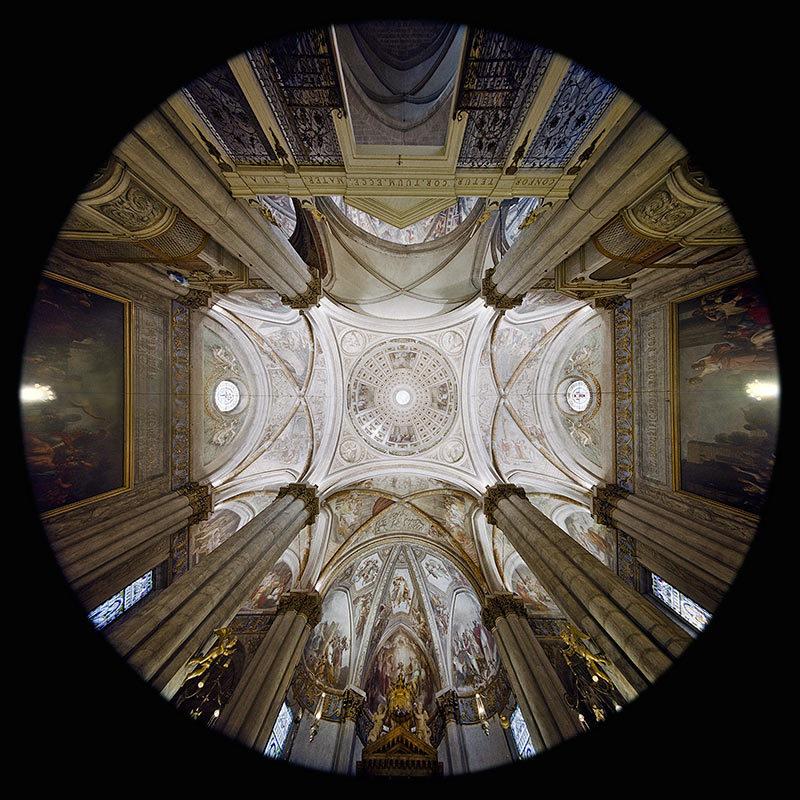 Madonna del Conforto Chapel, Cathedral, Arezzo