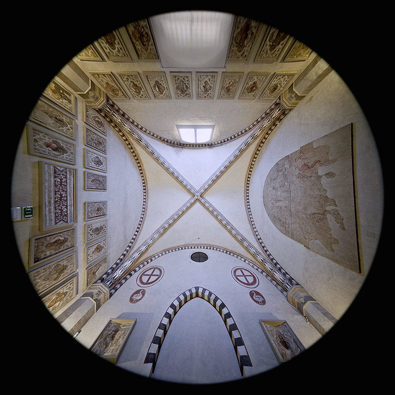Cappella degli Ubriachi, Santa Maria Novella Basilica, Florence