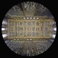 il Salone dei Cinquecento in Palazzo Vecchio a Firenze