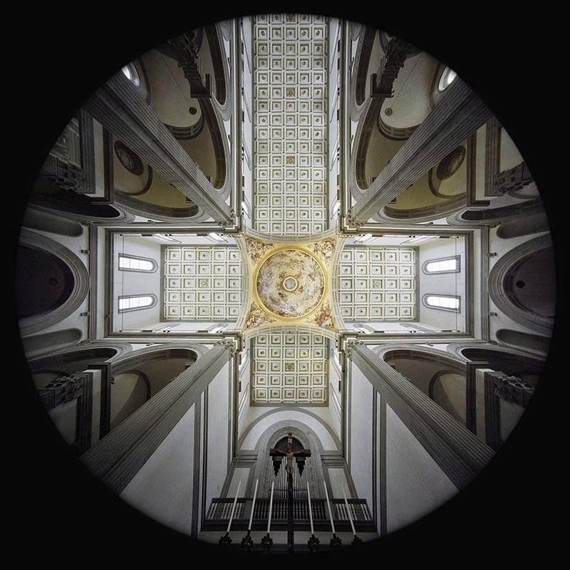 la Basilica di San Lorenzo a Firenze